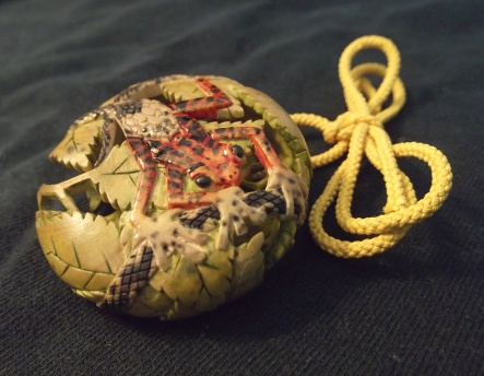 Snake & Frog 1