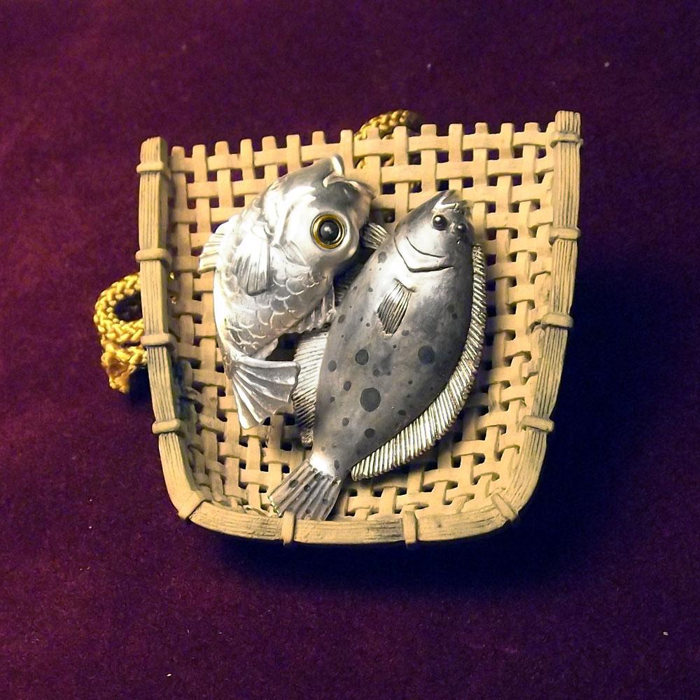 Fish basket niky senater